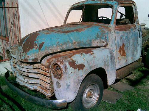 3100b Chevy 1950 (3100)