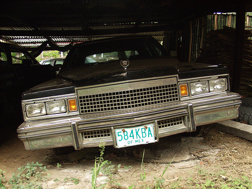 cadillac Cadillac, no México
