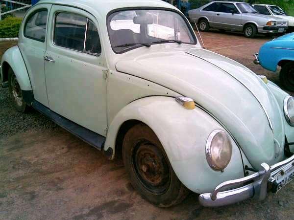 fusc VW Fusca