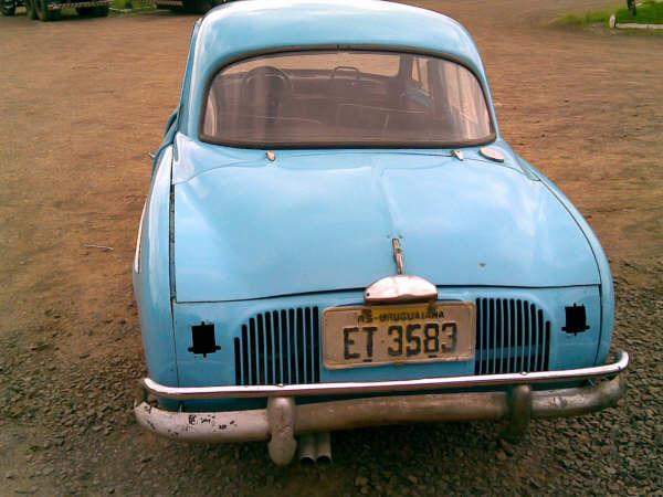 gordini Renault Gordini