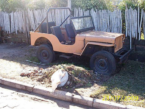 jeep-willys Dupla de Jeep Willys (afins!)