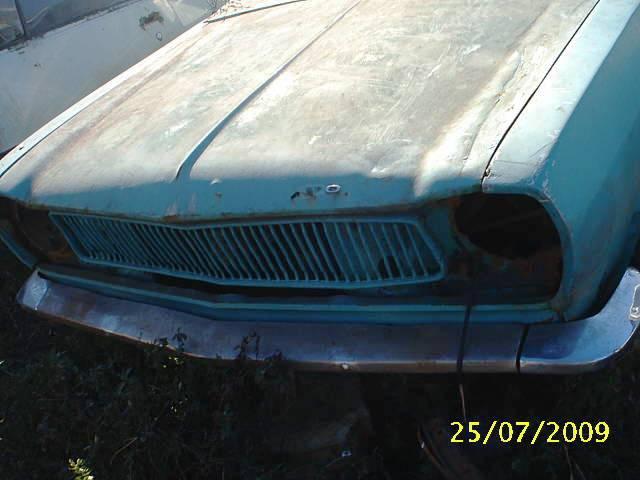 """s2010043 Ford Corcel, uma verdadeira """"desova""""!"""
