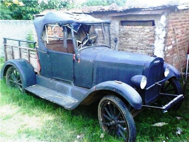 ford-modelo-t-ano-27 Ford Modelo T ano 27