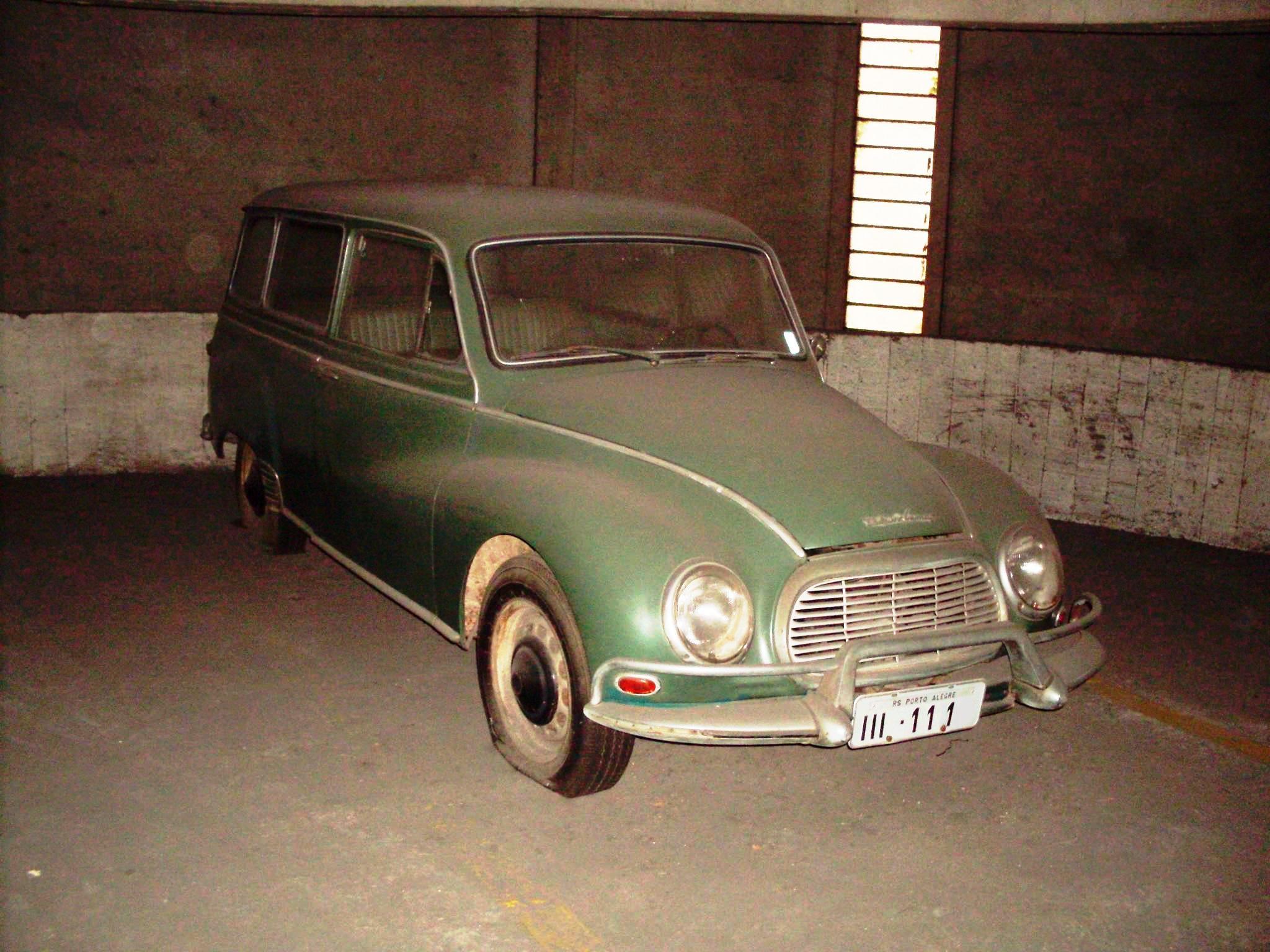 novas-357 DKW Vemaguet