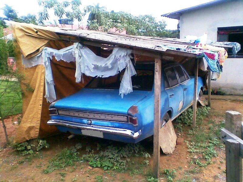 opal-garagem GM Opala, SHOW E CAOS