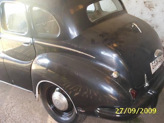 s2010003 Austin A70 - 1950 à venda