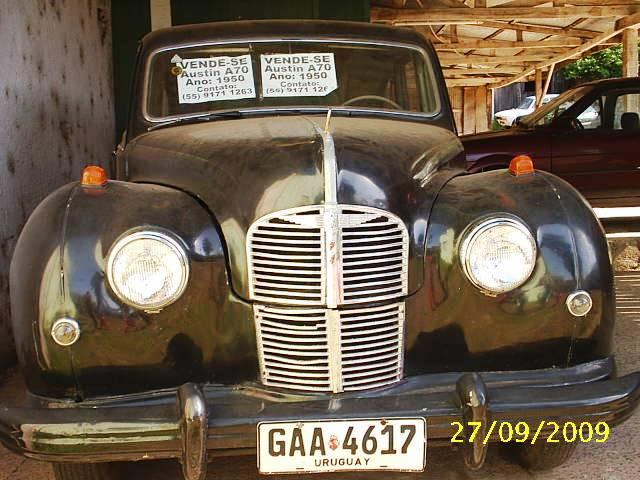 s2010005 Austin A70 - 1950 à venda