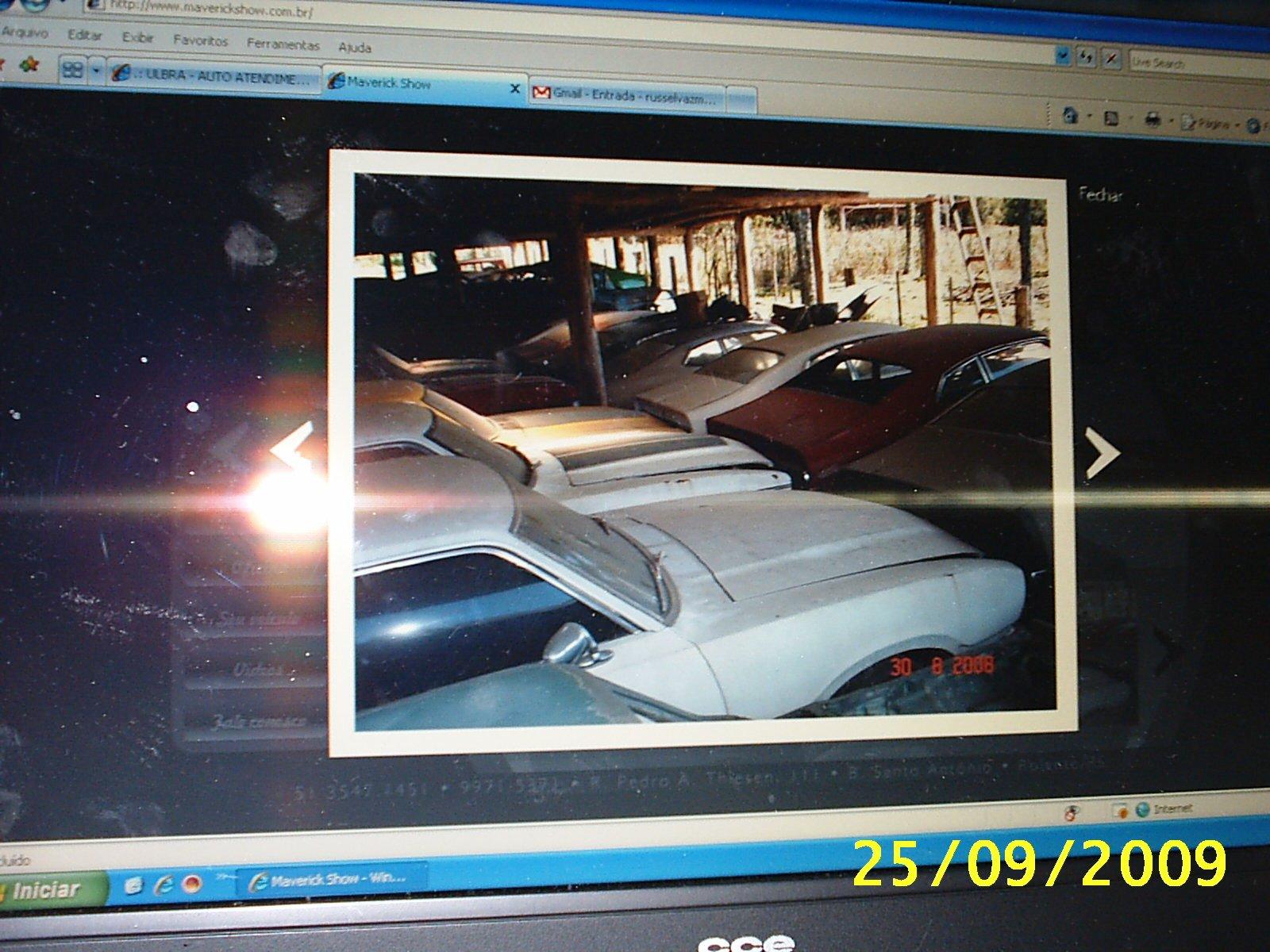 s2010007 Ford Maverick - O CEMITÉRIO!