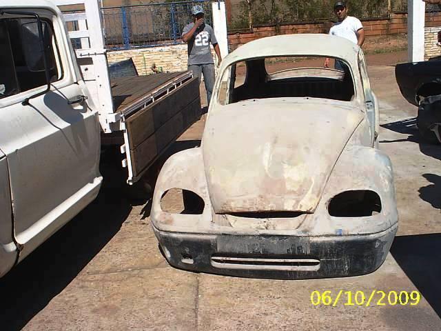 s2010012 VW Fusca