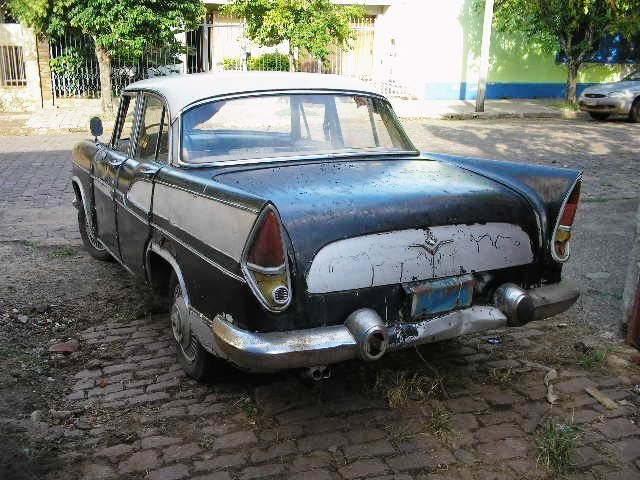 simca-63 Simca 1963