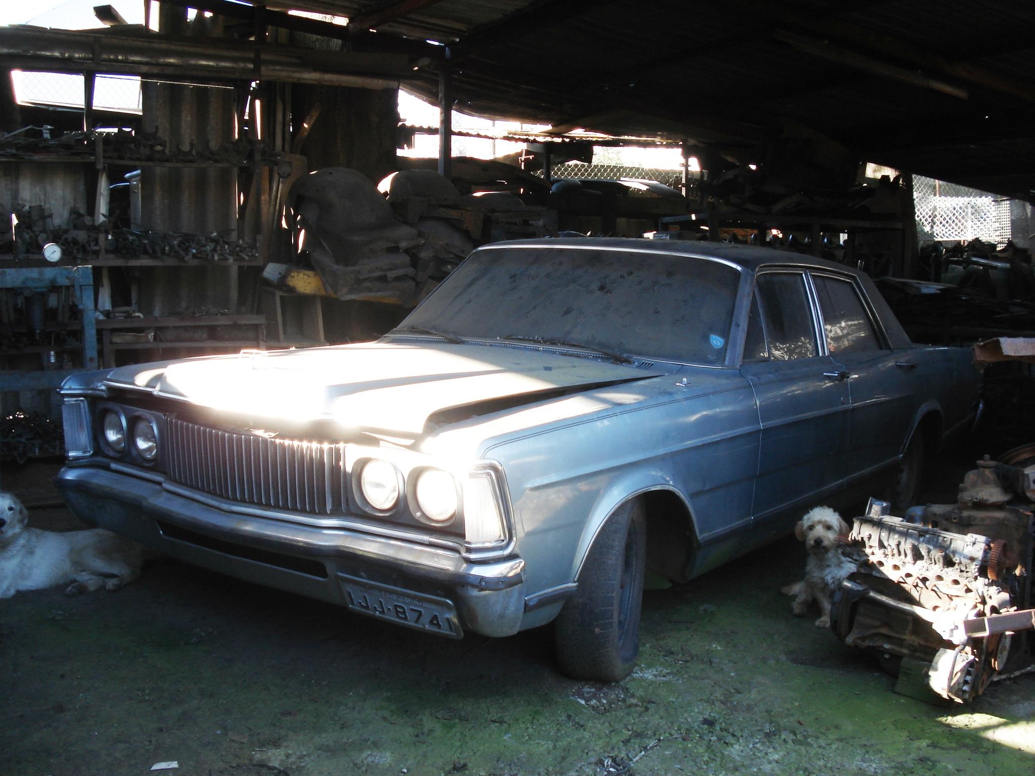 Ford Landau