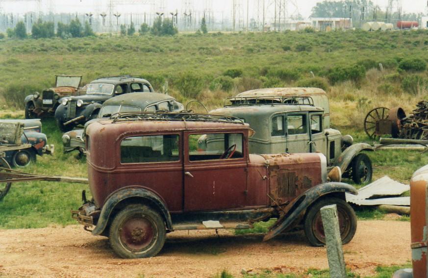 marcelo-fernandes-san-carlos-chevrolet-em-um-desarmadero Chevrolet (ano, modelo?)