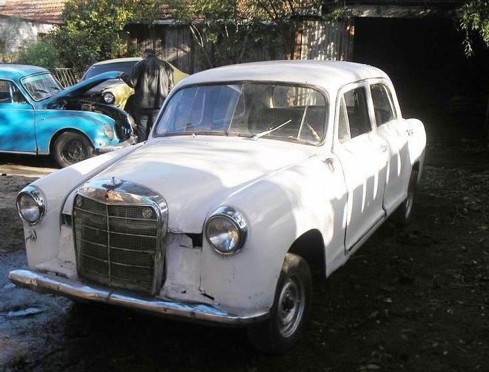 mercedes Mercedes-Benz, DKW e Ford Maverick