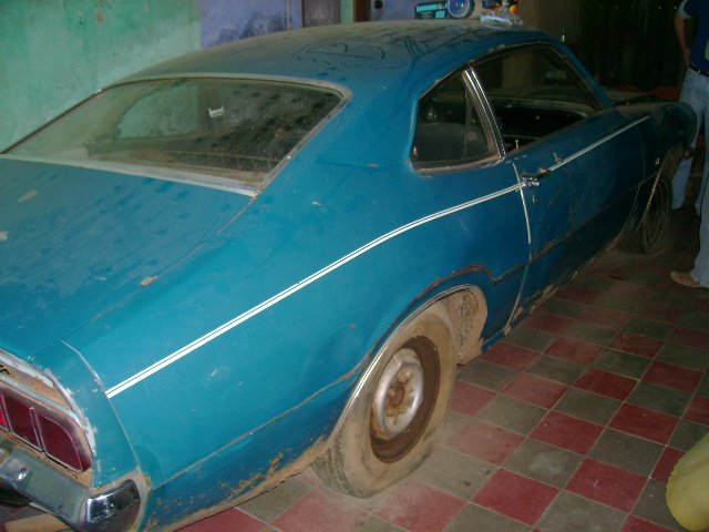 rafinha-maverick Ford Maverick