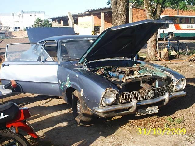 "s2010002 Ford Maverick 1976 - ""ADOTADO"""