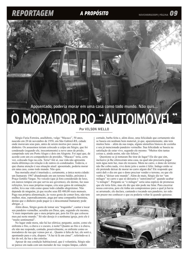 """a_prop_2009_09 A Propósito: o morador do """"autoImóvel"""""""