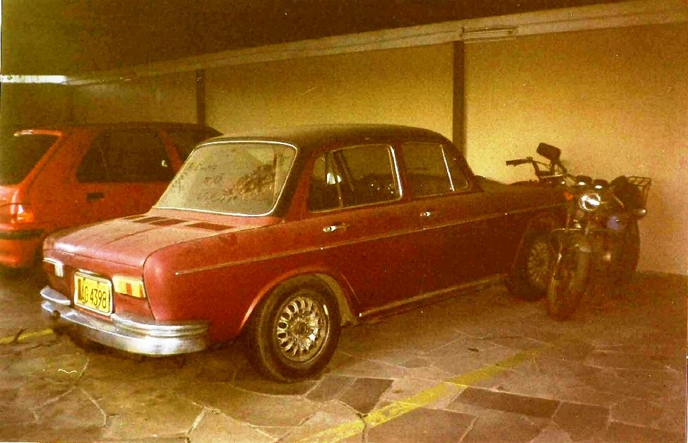 1600-21 VW 1600 (Sedan)