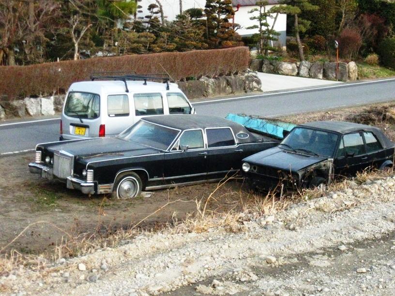 francis-keniti-sato-lincoln Lincoln Continental