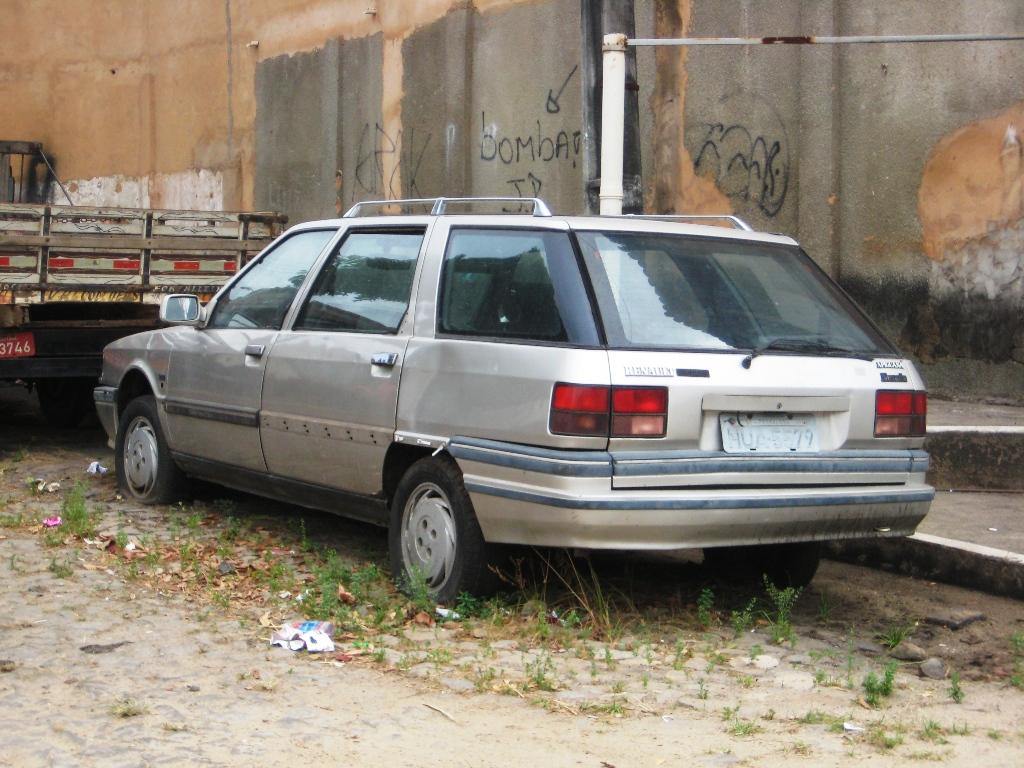 umarcos almeida renaut nevada gtx 1993 Renault Nevada 1993