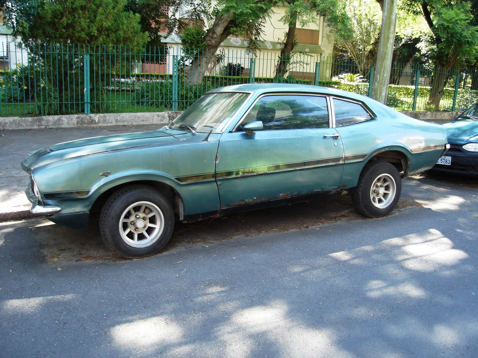 marcelokt poa maverick 2 Ford Maverick