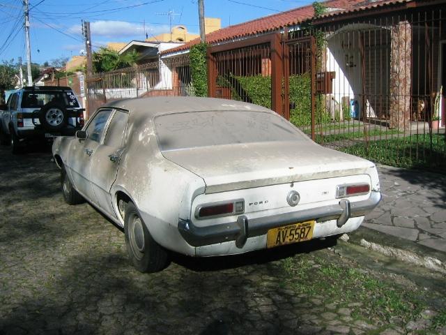 urafinha-mav-branco Ford Maverick