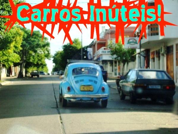 rafa-fusca-placa-amarela VW Fusca