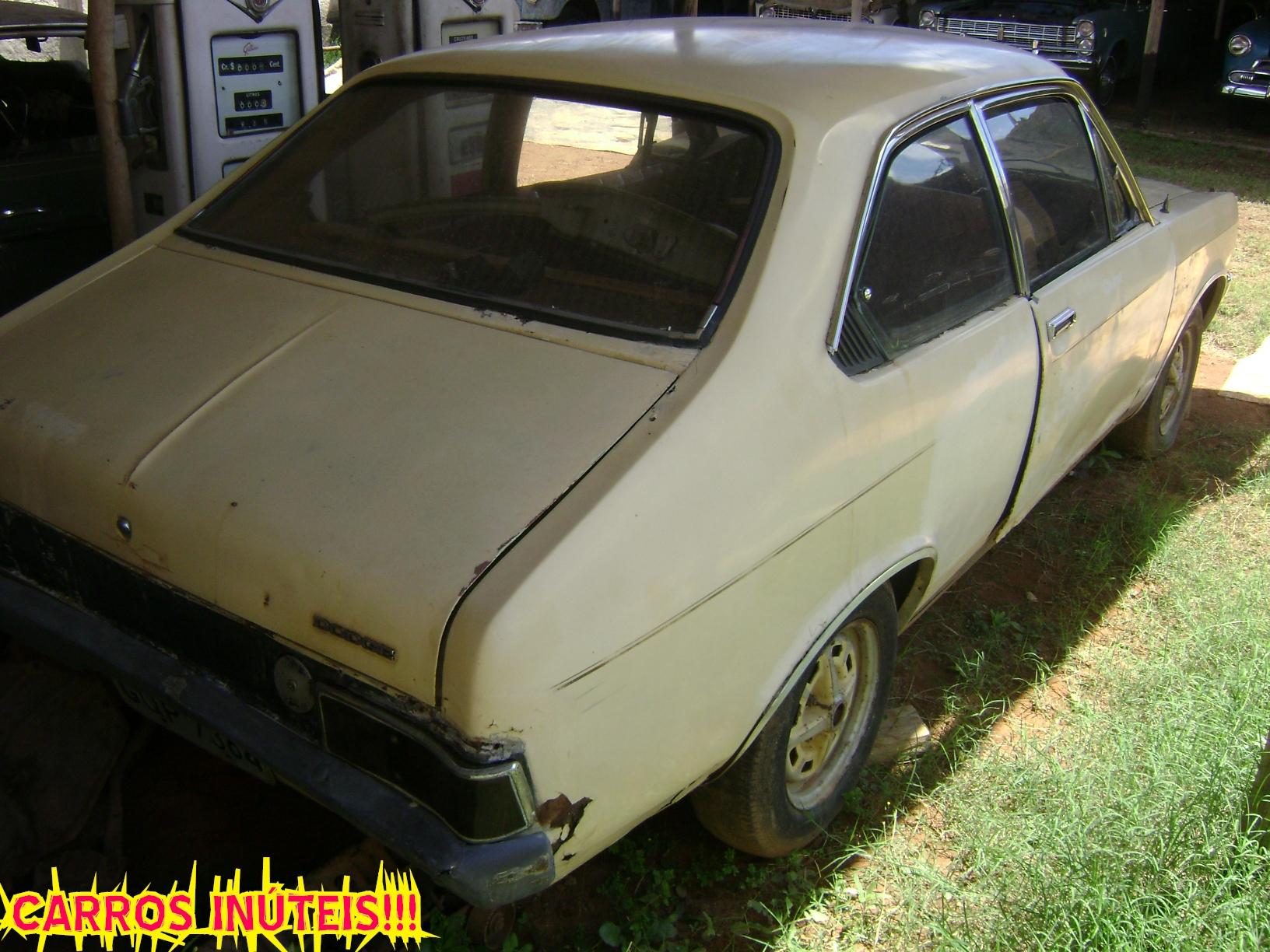 guilherme-gomes-polara-mg-traseira Dodge Polara GL 1977 à venda!