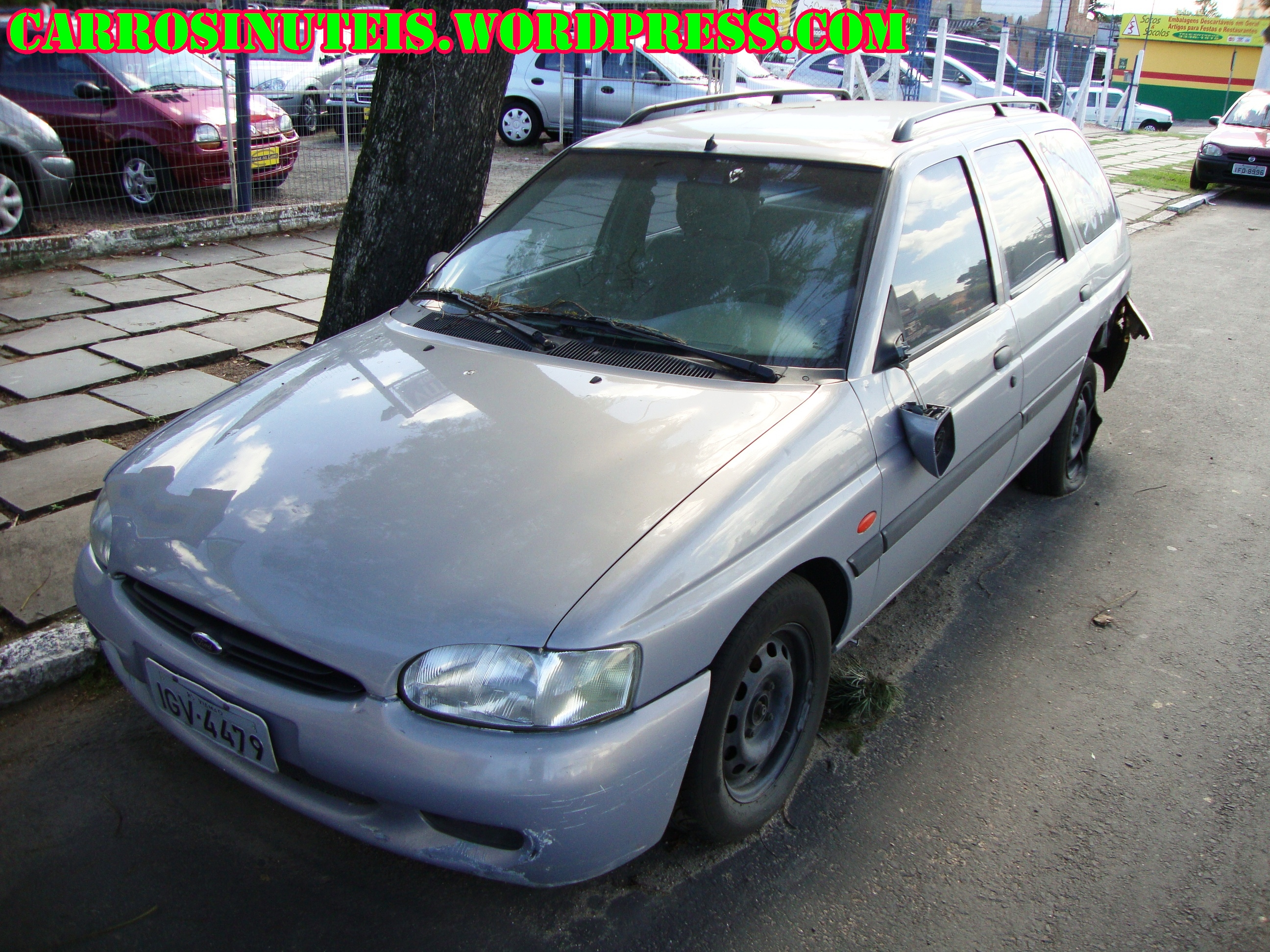 marcelokt_poa_escortsw3 Ford Escort SW