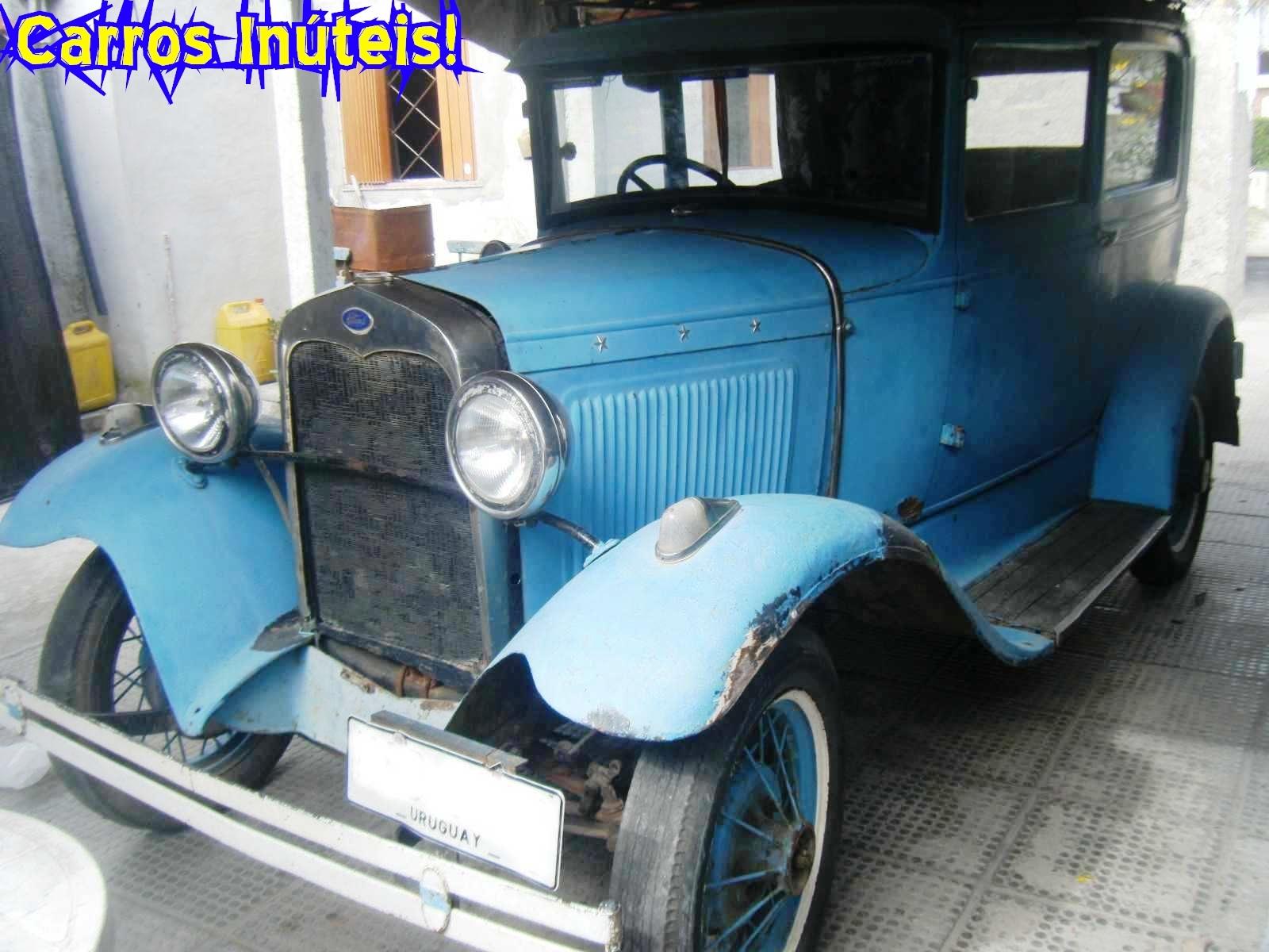 pablo-do-santos-ford Ford A Tudor (1930)