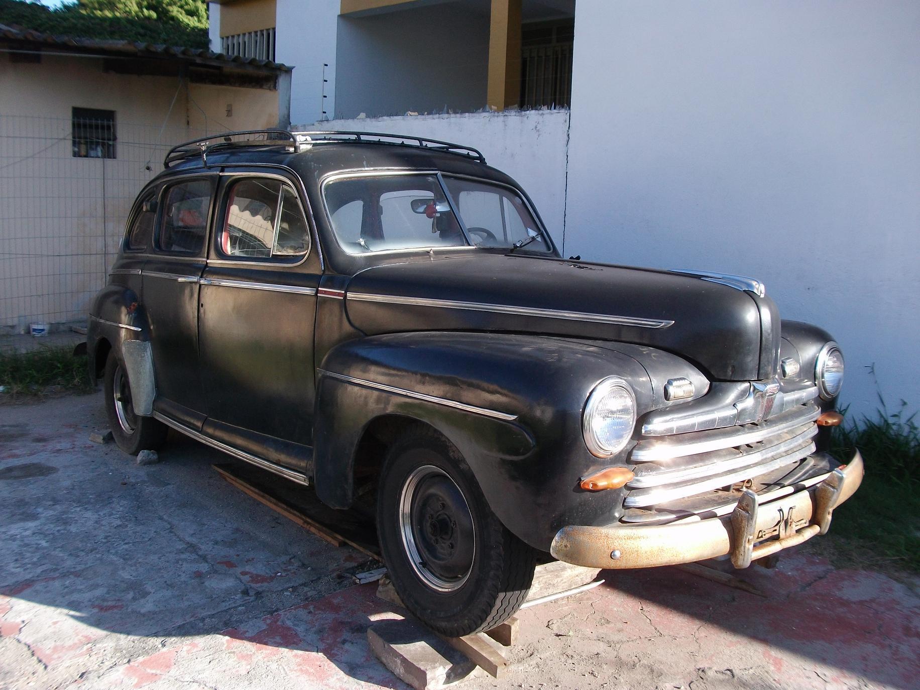 dodge 1946 pickup