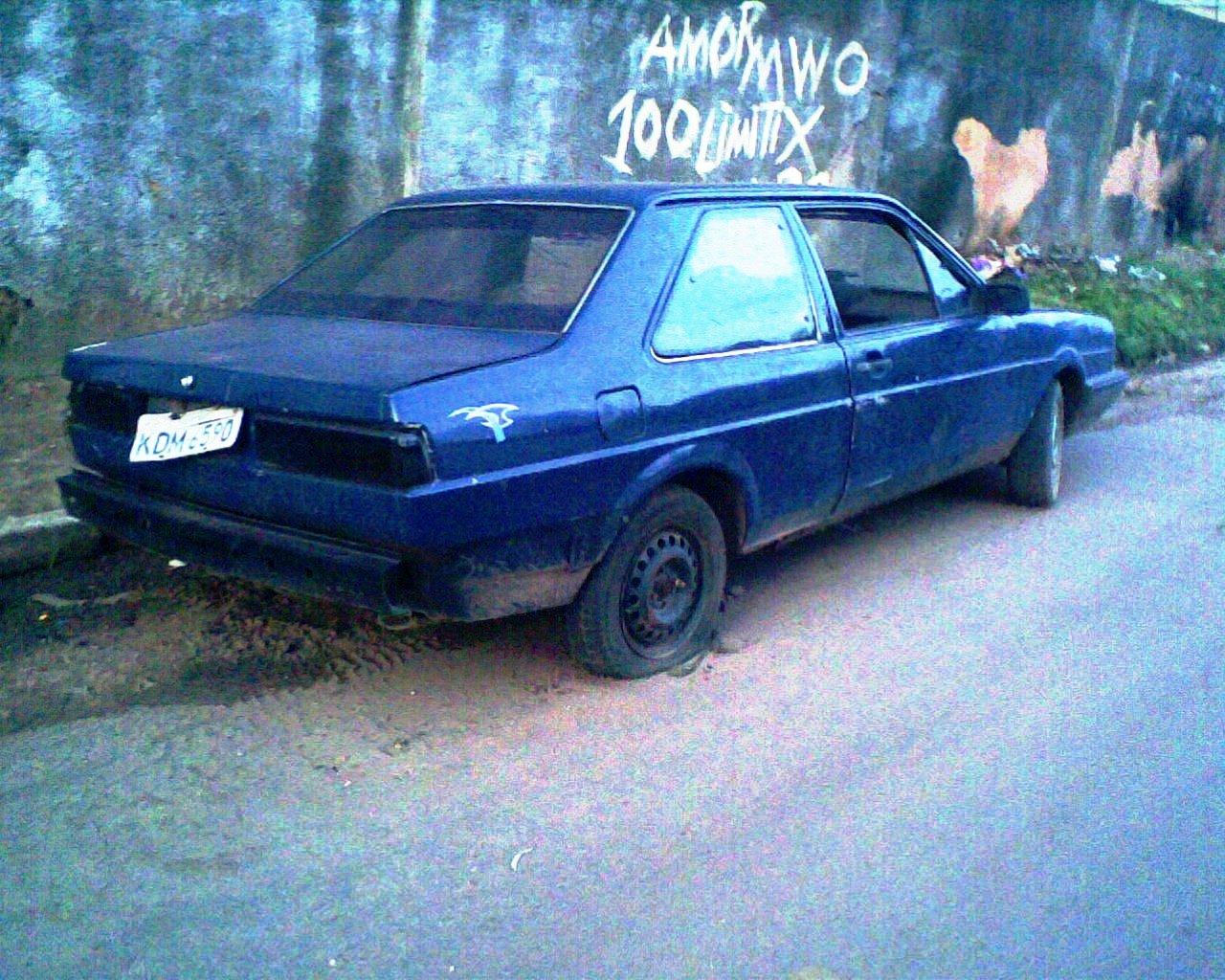 uadones-dos-santos-sao-luis-maranhao VW Santana
