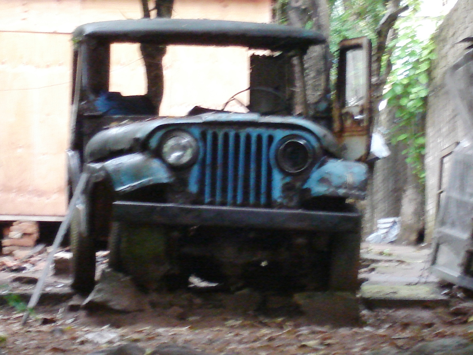 Umarcelokt Poa Jeep Willys
