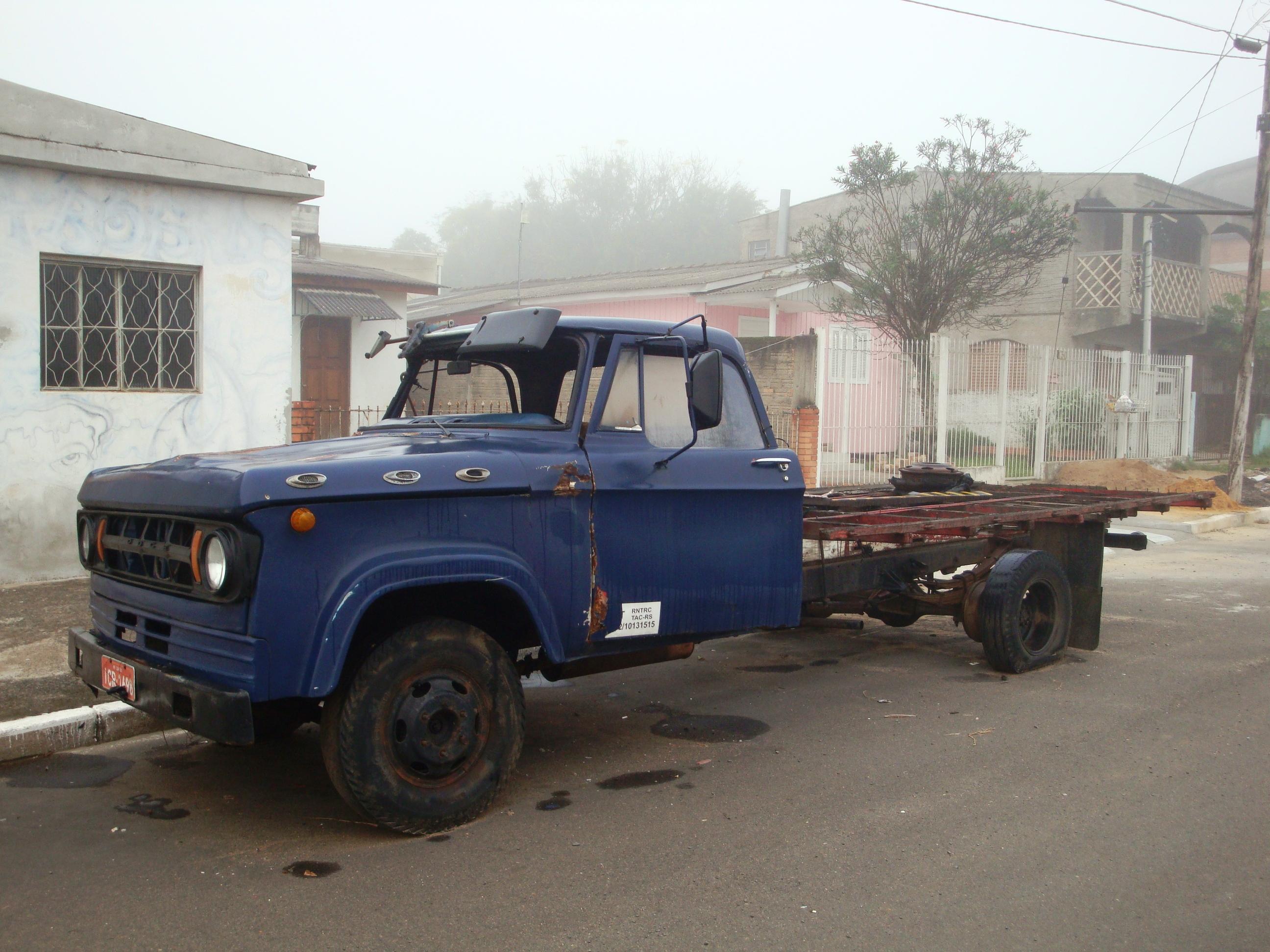 urodrigo z cam dodge canoas rs Caminhão Dodge