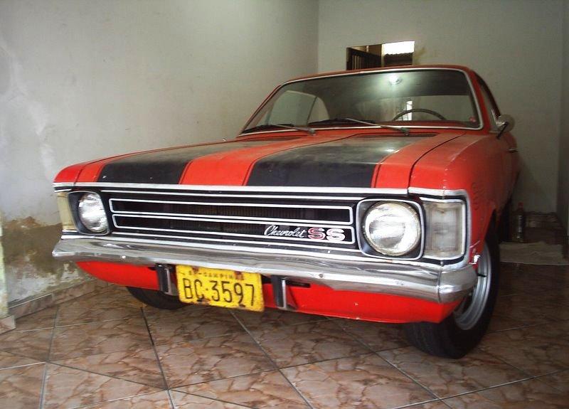 usergio-correa-opala-ss-6-1974-blumenau-sc GM Opala SS-6 (1974)