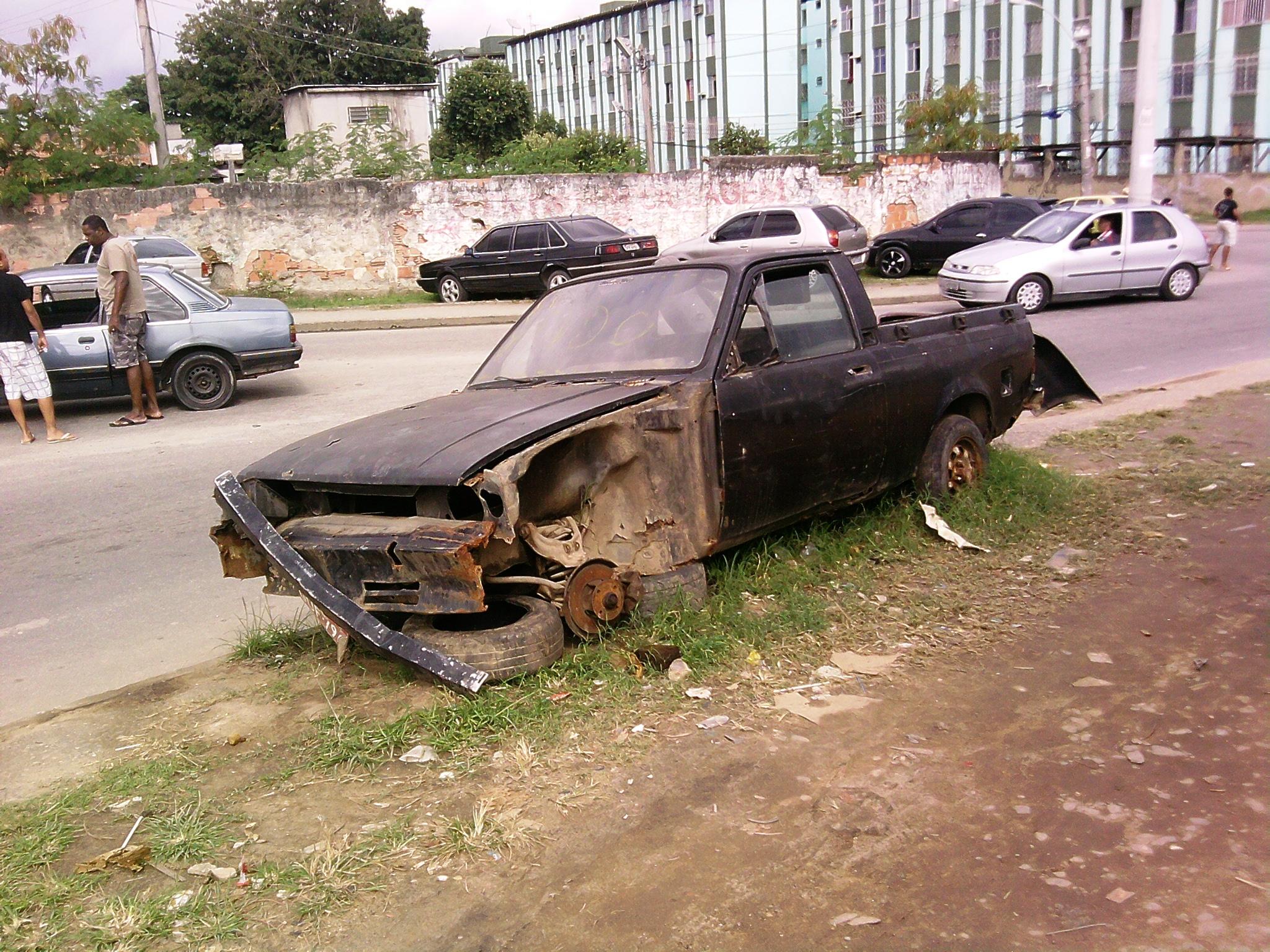 chevy-500-86 Chevrolet Chevy 500 ROUBADA!!!