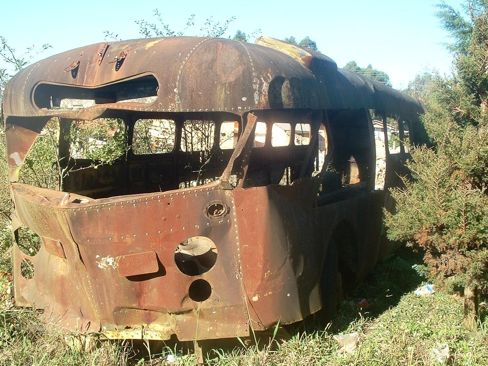 genaro_onibus_canela-rs-91 Ônibus (?!) em Canela-RS