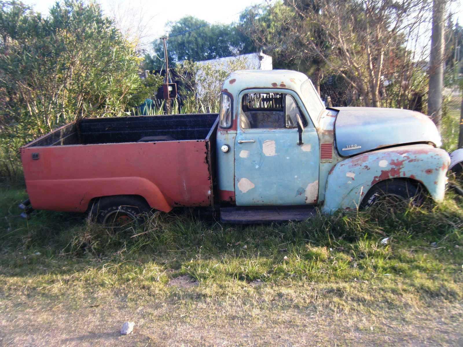 pablo-chevrolet-pick-up-51-2 Chevrolet 3100 (1951)