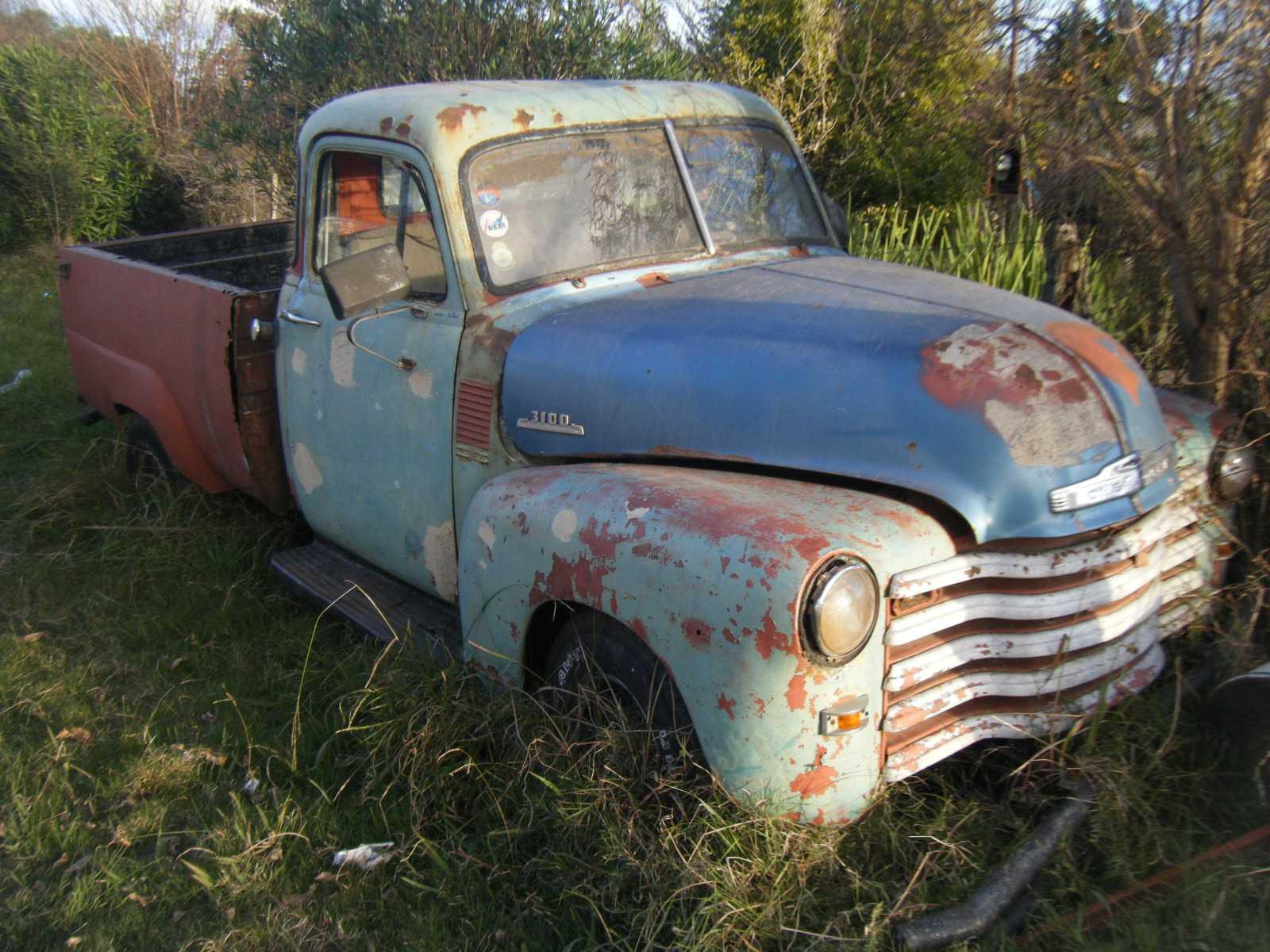 pablo-chevrolet-pick-up-51 Chevrolet 3100 (1951)