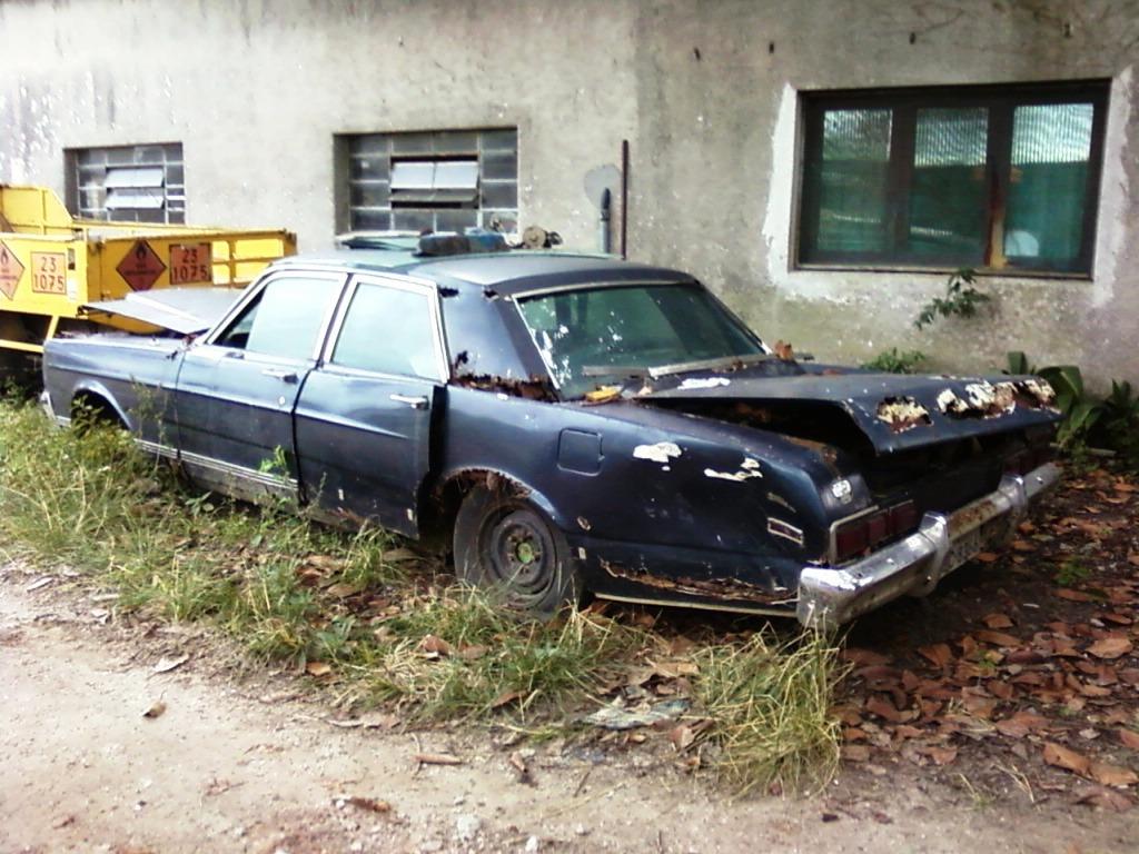 sibele_galaxie500_riogrande Ford Galaxie 500