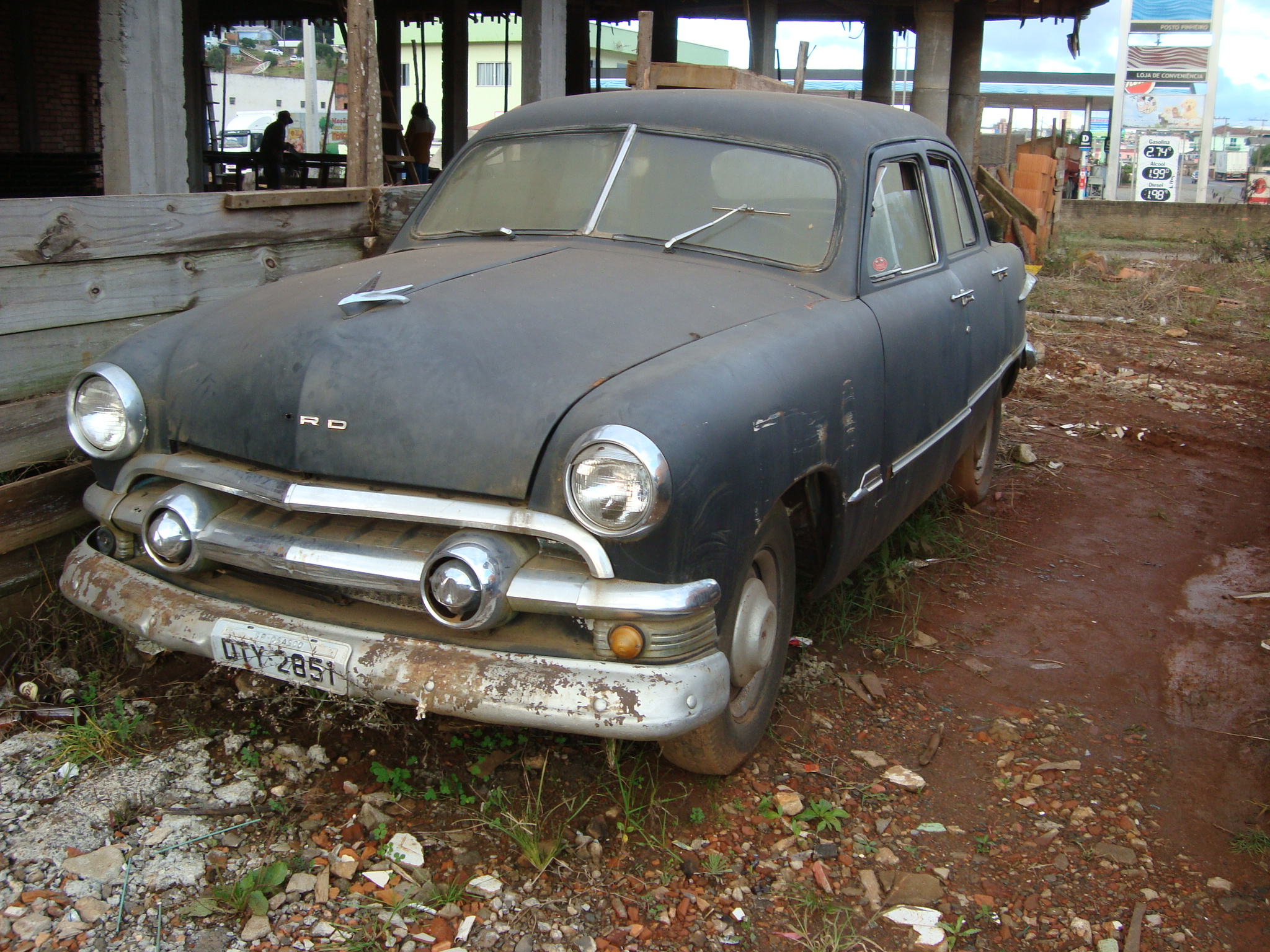 ford-1951 Ford 1951