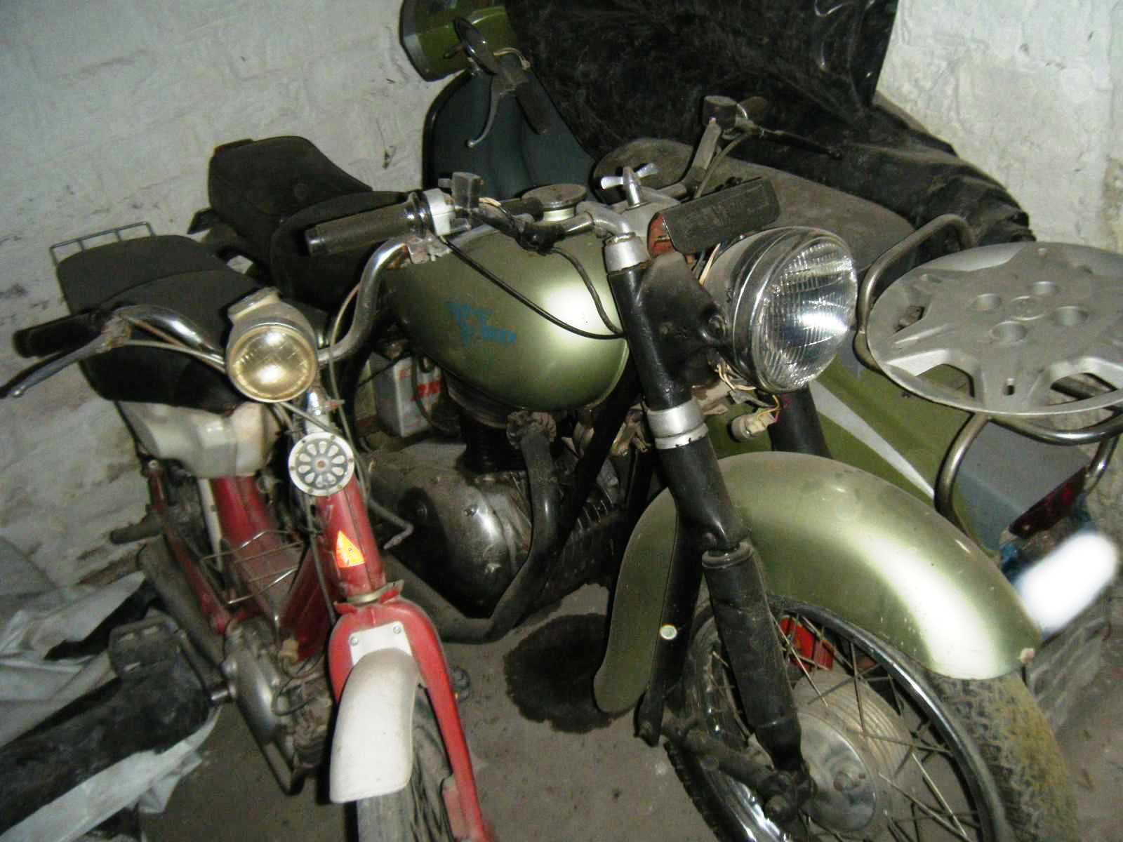 pablo-moto-horex-350cc-ano-1948-1 Moto Horex 350cc (ano 1948)