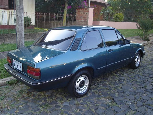 chevette-ii Veículo furtado! Chevrolet Chevette L (1993)