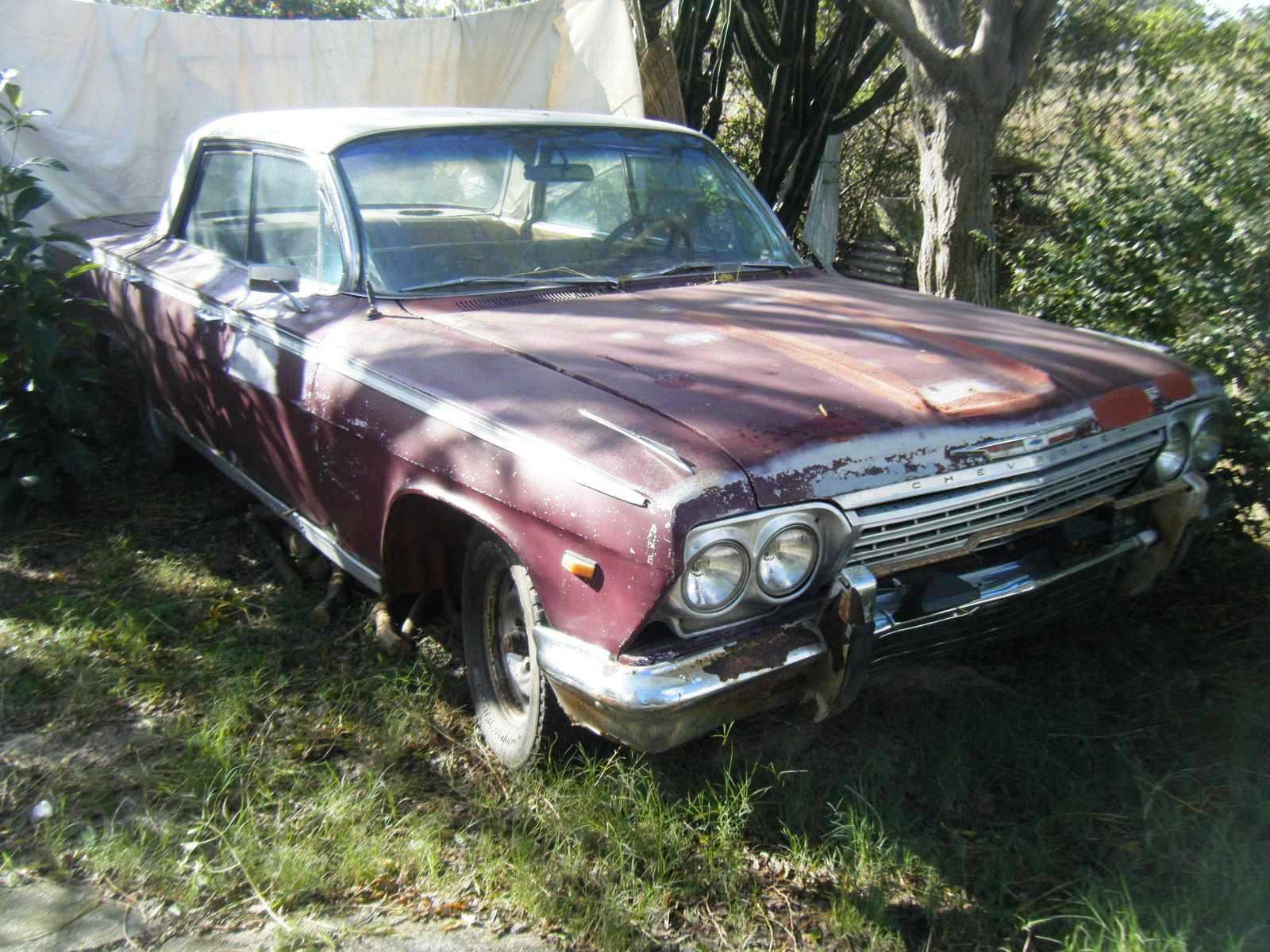 pablo-chevrolet-impala-1962 Chevrolet Impala