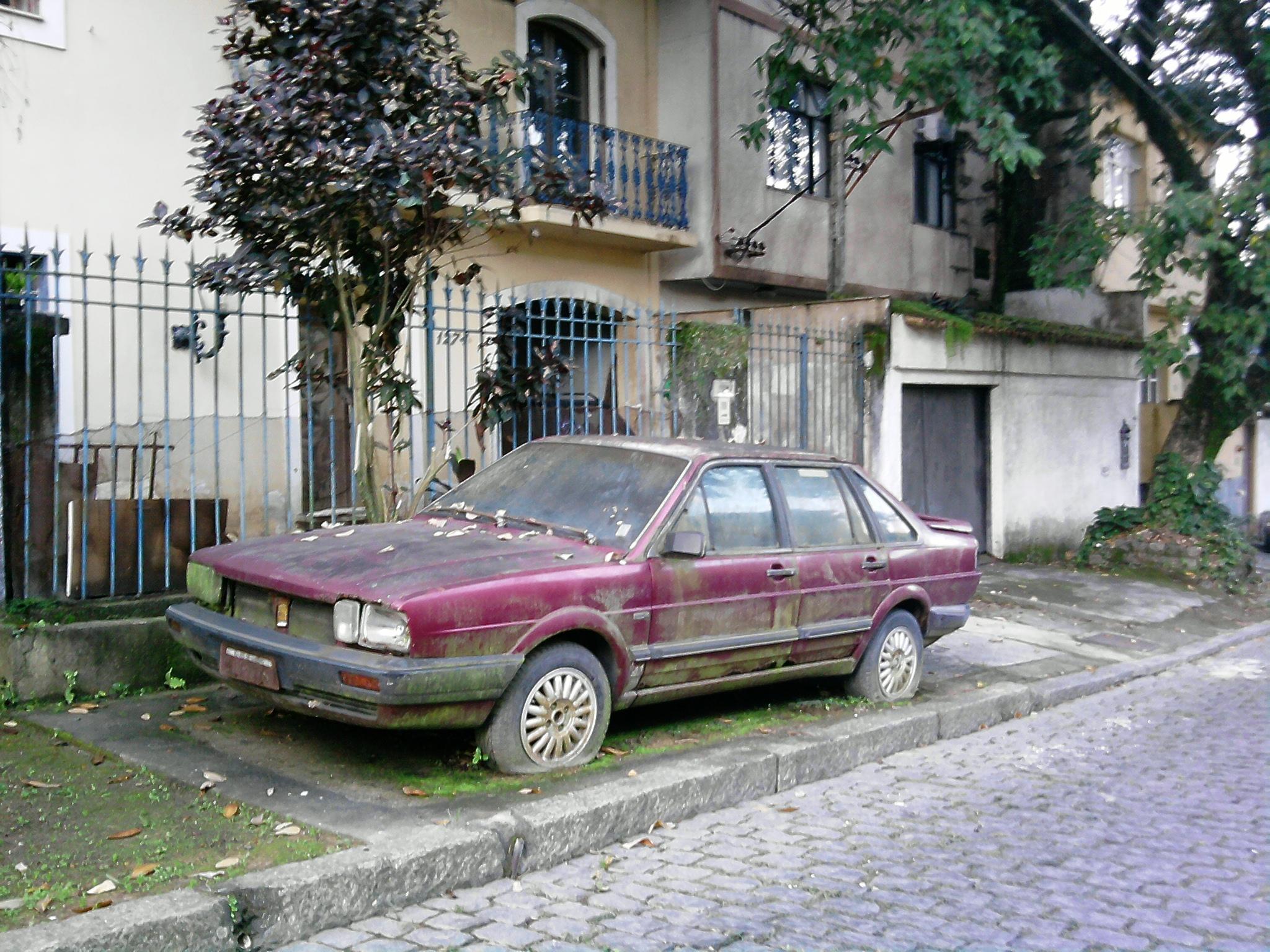 uerick-santana-executive-botafogo-rio POST 698! Volkswagen Santana