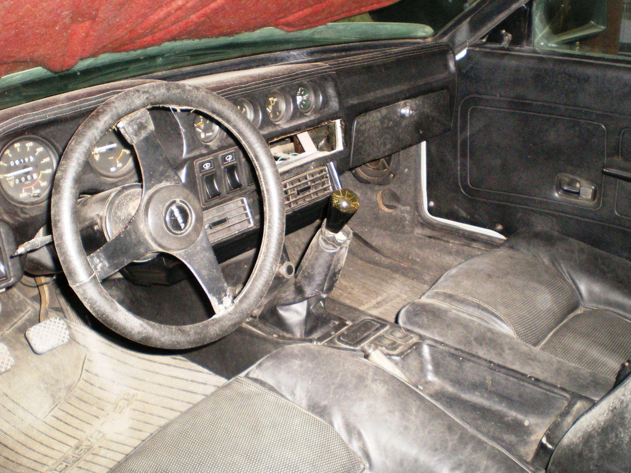Puma GTB S2 para restaurar