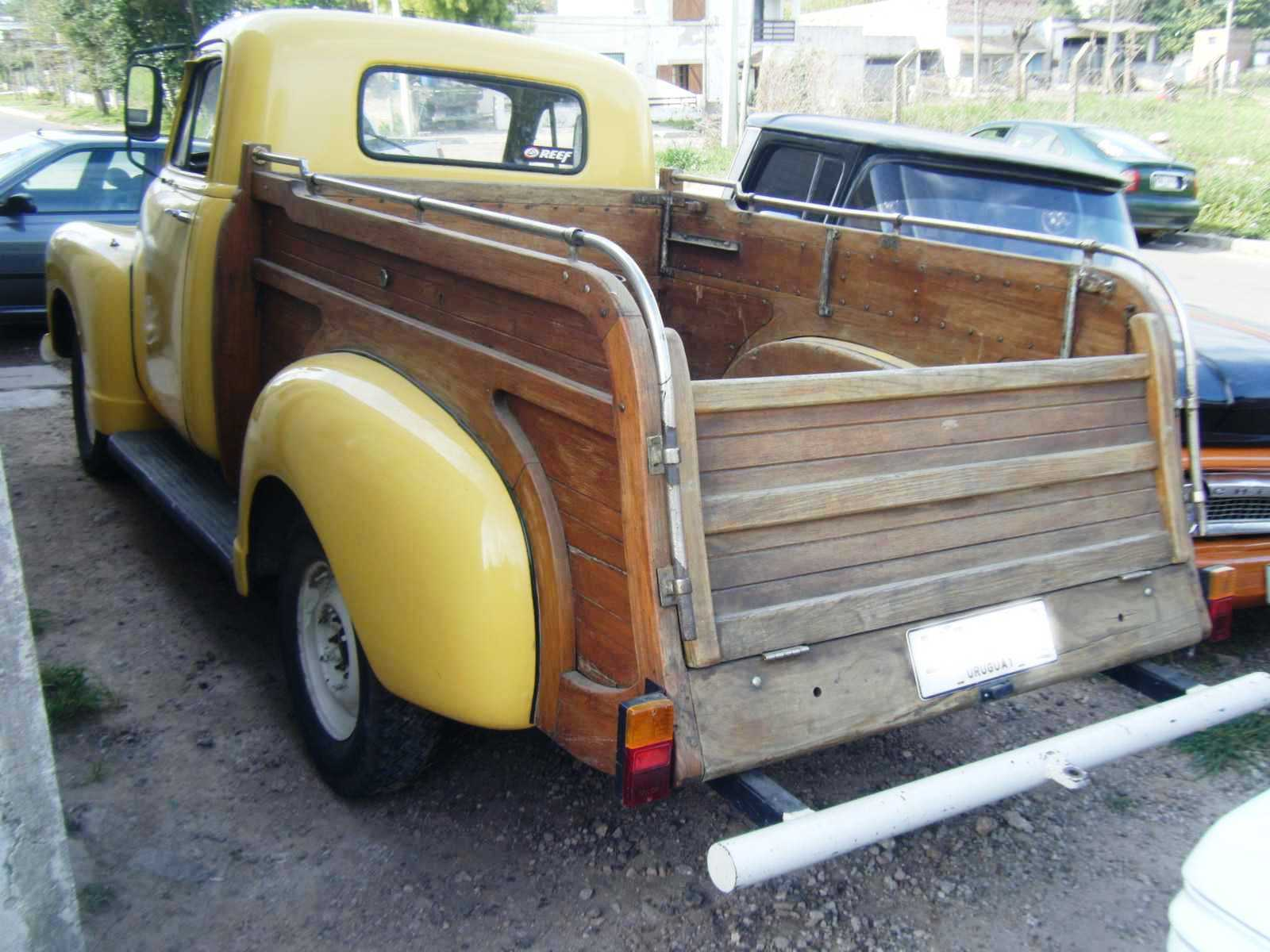 pablo-chevrolet-pick-up-51-2 Chevrolet 3100 1951