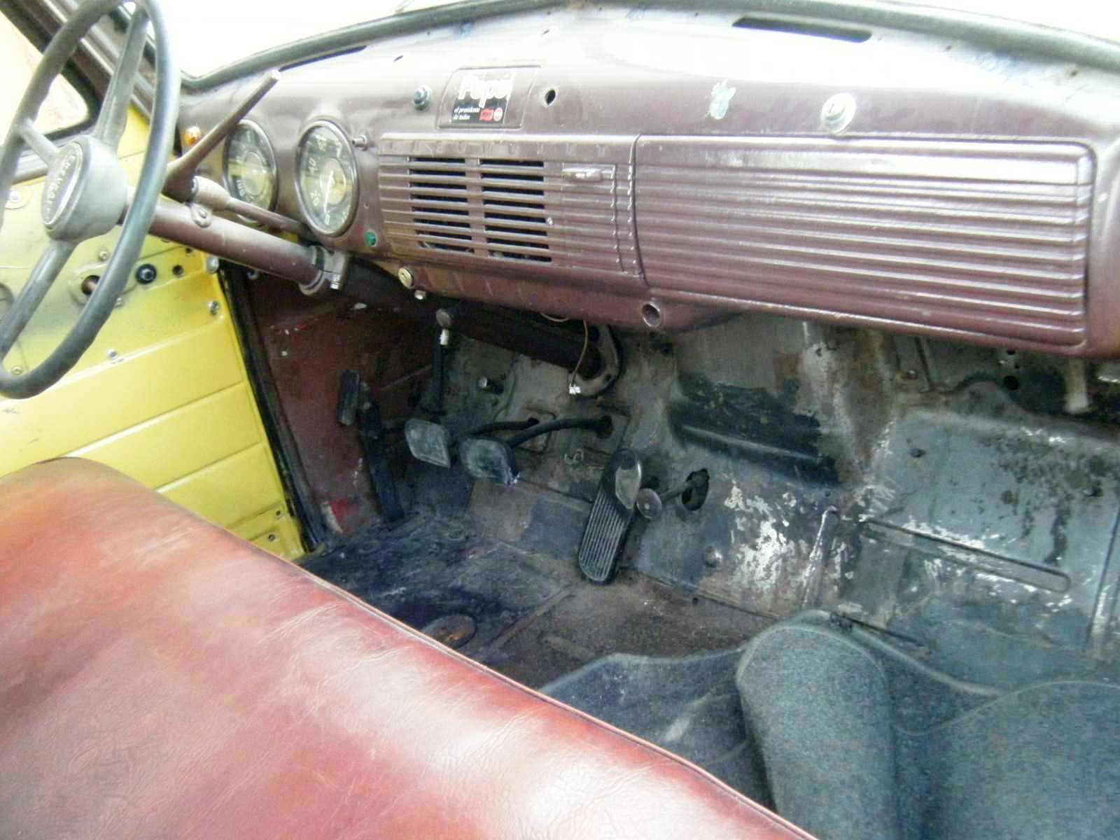 pablo-chevrolet-pick-up-51-4 Chevrolet 3100 1951