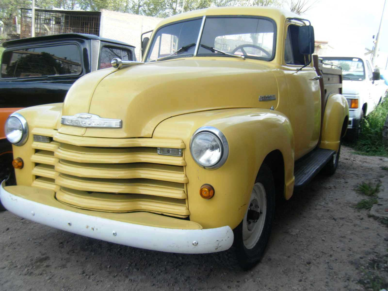 pablo-chevrolet-pick-up-51 Chevrolet 3100 1951