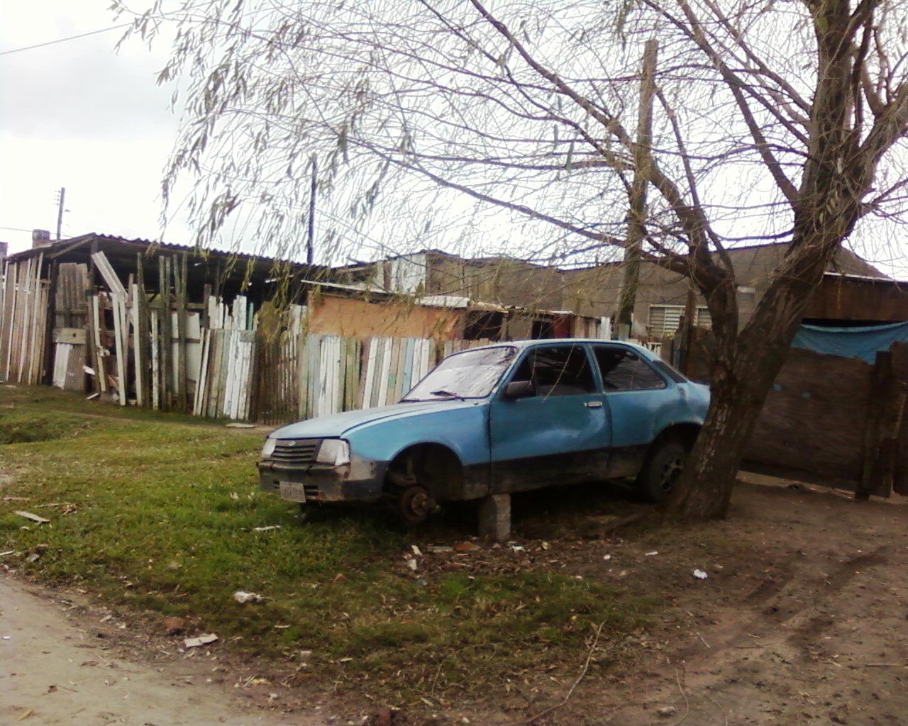 uchevette_sentinela_riogrande Chevrolet Chevette