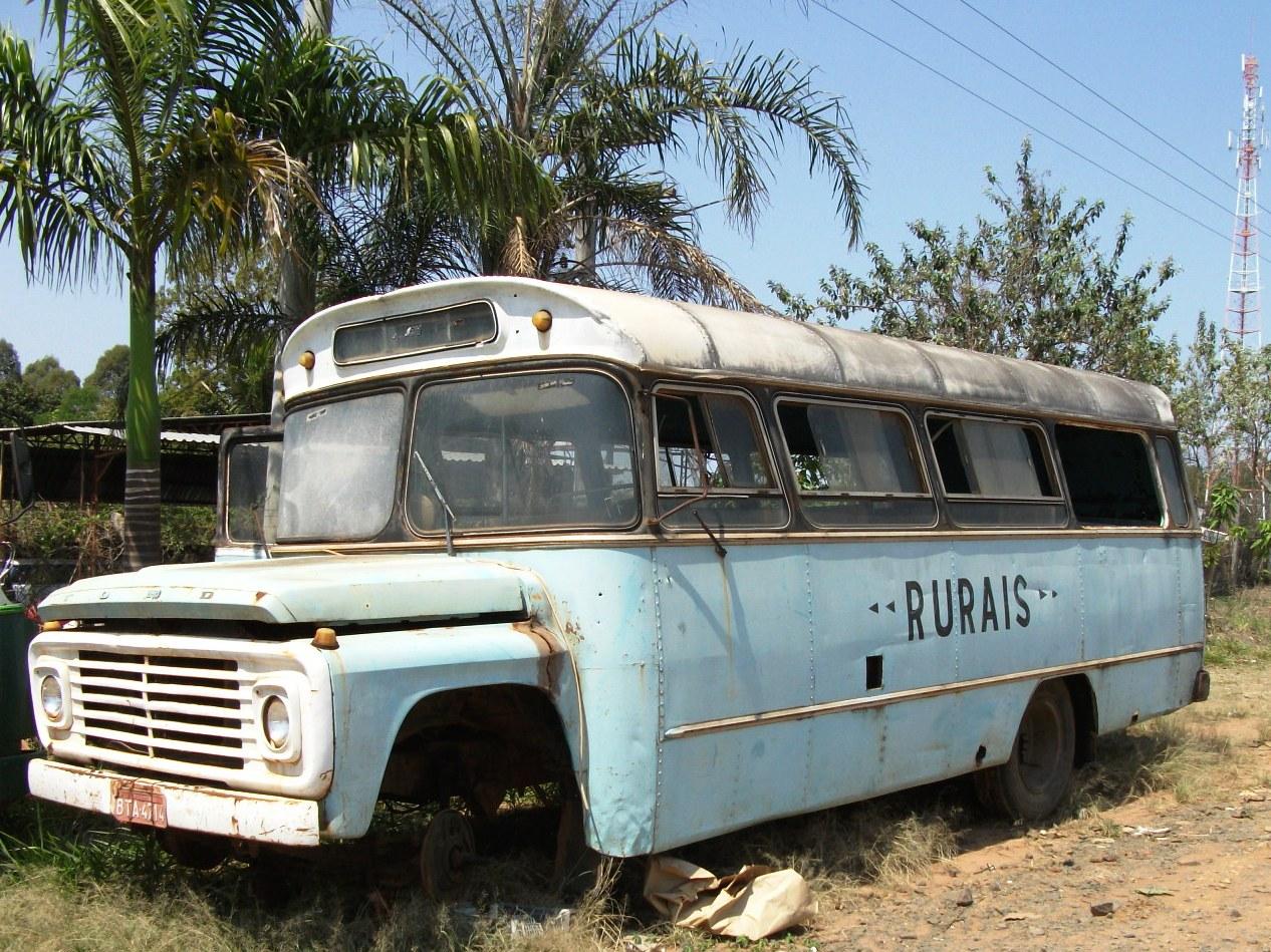 utiago-jaguariuna-bus Ônibus Ford